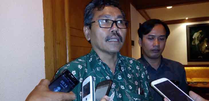 Ketua Bawaslu Jawa Barat Hermanus Koto