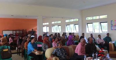 Ilustrasi sosialisasi DAK di Kabupaten Buru Selatan [Foto: Suara Buru Selatan]